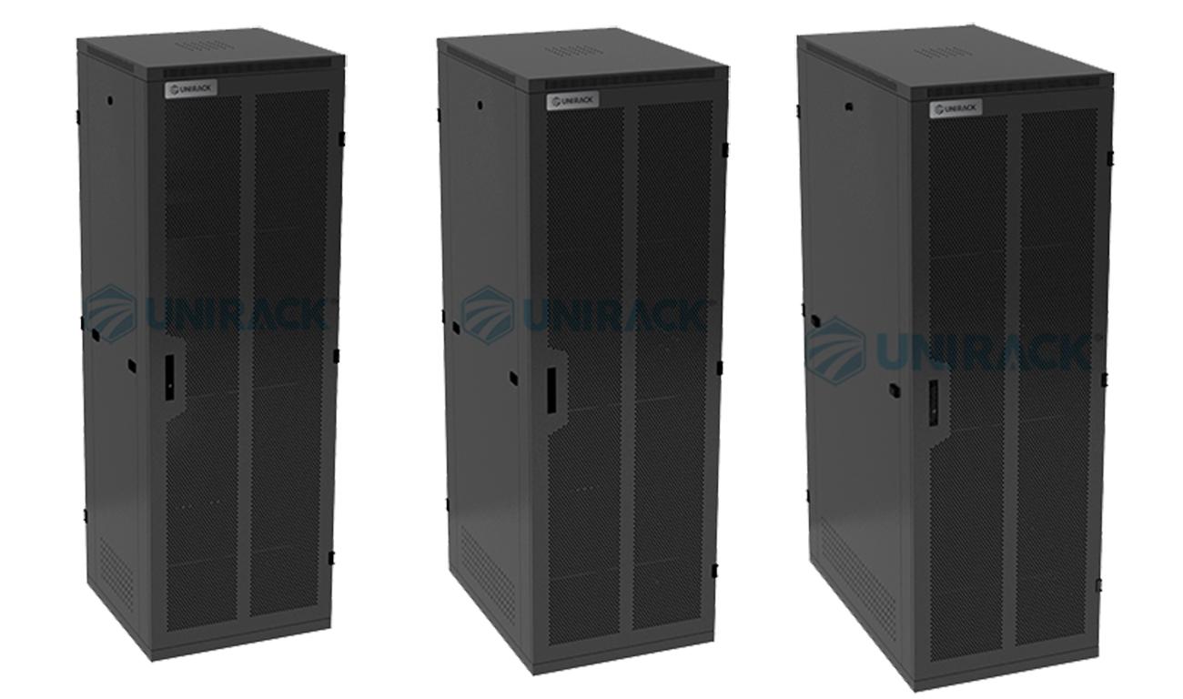 3 loại Tủ rack, Tủ mạng 36U có thể bạn chưa biết, Cách phân biệt tủ mạng 36U, các loại tủ rack 36U