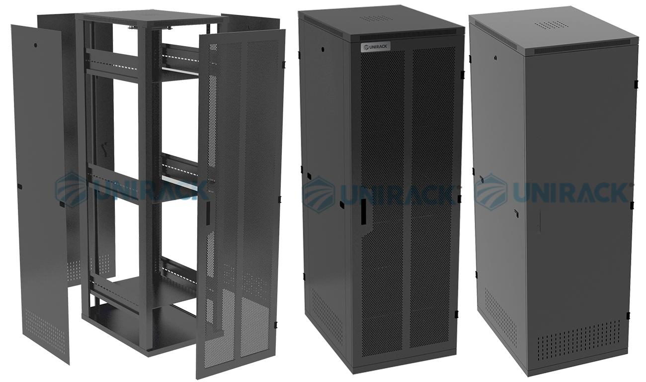 TẤT TẦN TẬT VỀ TỦ MẠNG 36U, Tủ mạng 36U là gì? kích thước tủ rack 36U?