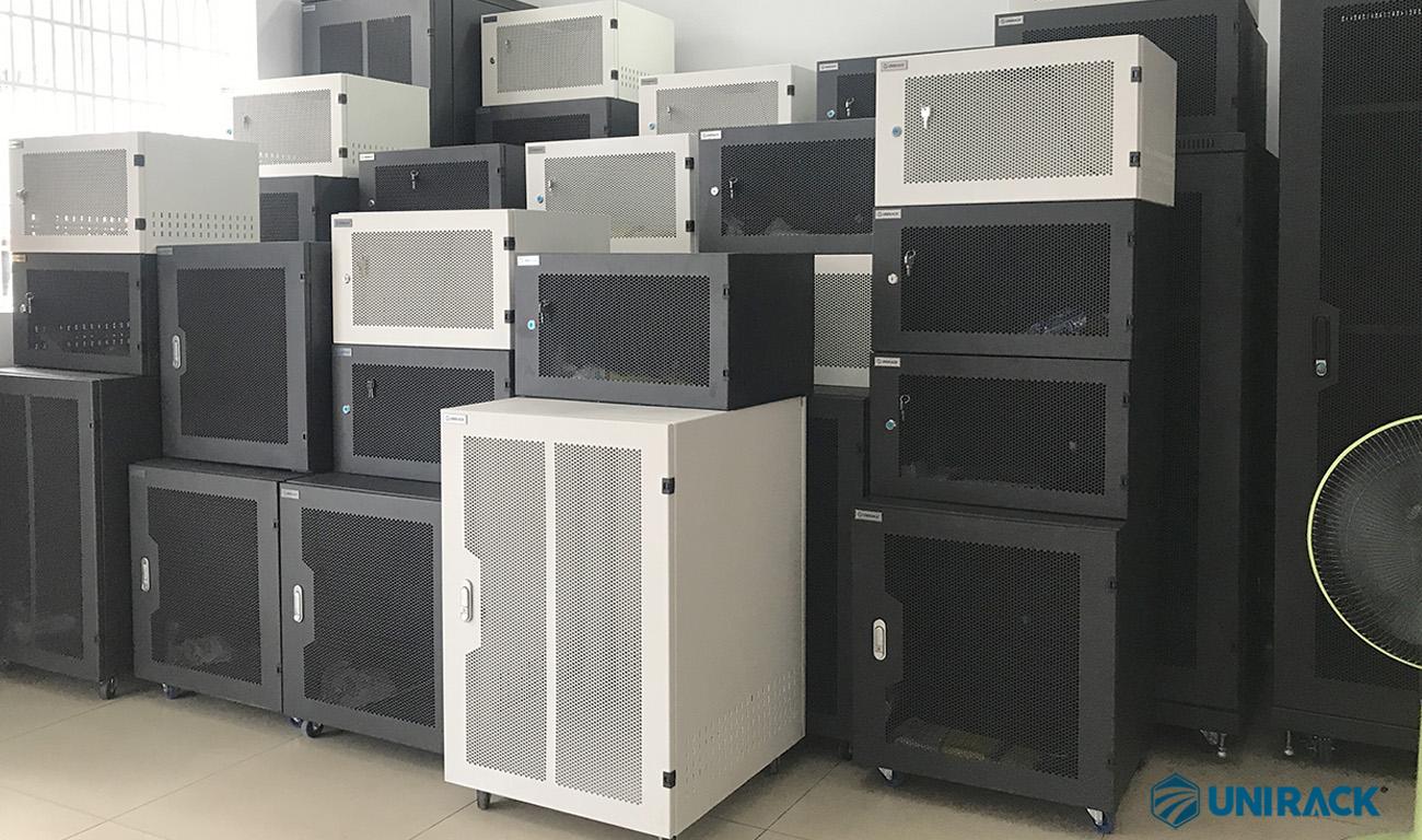 Giới thiệu địa chỉ bán tủ rack chất lượng cao giá rẻ tại Hà Nội, Địa chỉ cung cấp tủ mạng giá rẻ tại Hà Nội