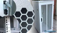 Tủ rack 27U thiết kế và sản xuất theo yêu cầu của khách hàng