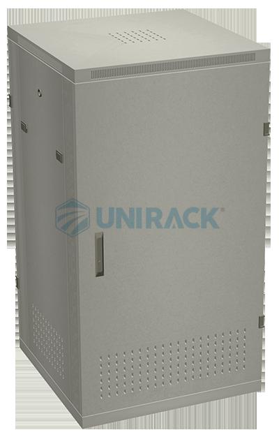 Tủ Rack 20U D600 - Tủ mạng 20U sâu 600