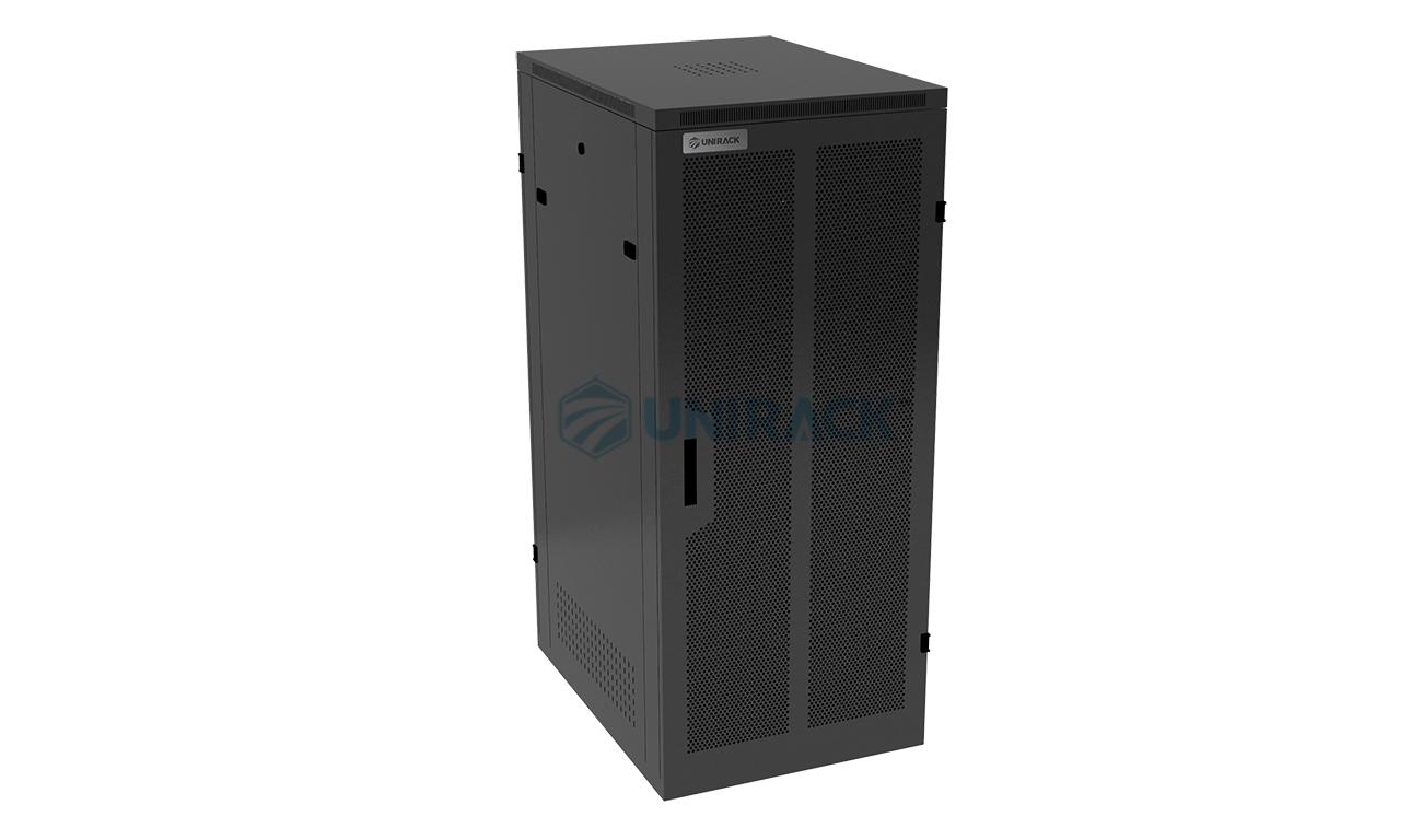 Tủ Rack 27u sâu 800- Tủ Rack UNR-27U800