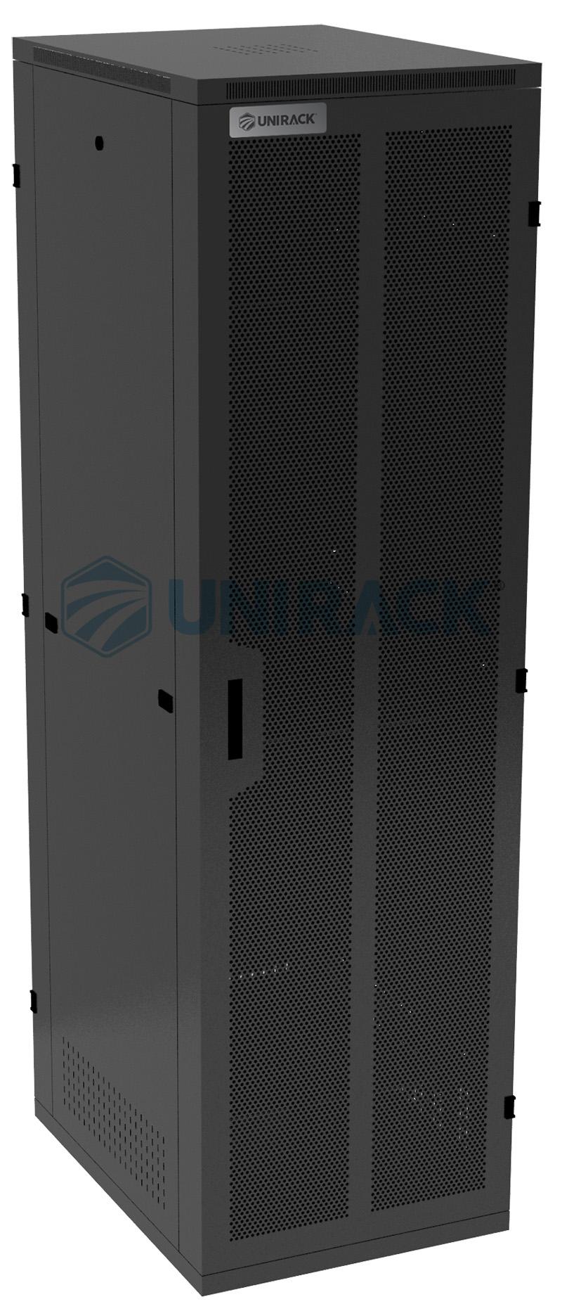 Tủ Rack 42U D800 - Tủ Rack UNR-42U800